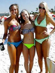 Group, Teen bikini, Bikini teen, Bikinis, Group teen