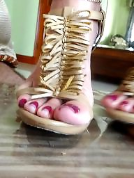 Heels, Model, Models, Trampling