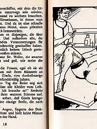 Vintage cartoons, Group sex, Group cartoon