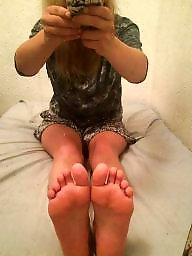 Feet, Mirror, Teen feet, Friends