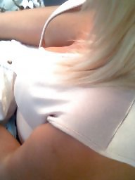Downblouse, Bus, Hidden, Hidden cam, Hungarian, Downblouses