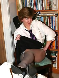 Dressed, Uk mature, Mature dressed, Mature dress, Mature uk, Stockings mature