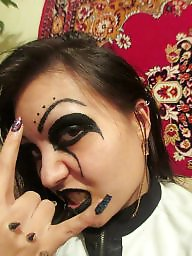 Kinky, Femdom bdsm, Makeup