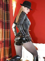 Leather, Nylon, Nylons
