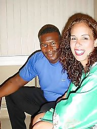Hubby, Wife interracial
