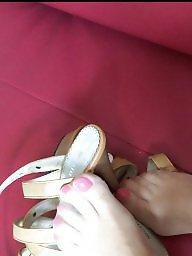 Nylon feet, Legs, Leggings, Feet nylon