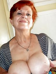 Granny, Granny boobs, Big granny, Slave, Mature bdsm, Granny big boobs