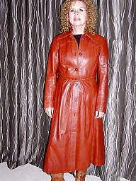 Boots, Latex, Pvc, Leather, Mature boots, Mature leather