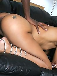 Ebony, Ebony blowjob