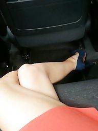 Feet, Boobs, Big feet