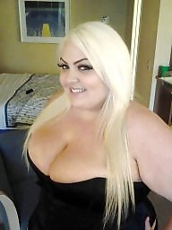 Cleavage, Bbw matures, Curved