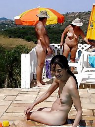 Nudist, Mature beach, Mature couple, Mature nudist, Beach mature, Nudists