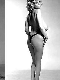 Vintage celebrity, Model, Vintage boobs