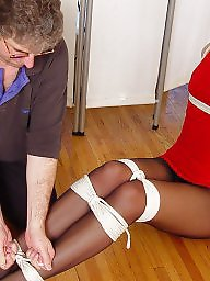 Pantyhose, Bound