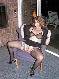 Mature, Stockings, Mature sexy, Mature lady, Nice, Sexy stockings