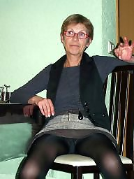 Granny, Pantyhose, Mature pantyhose, Granny stockings, Granny pantyhose, Amateur granny