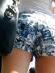 Spy, Romanian, Shorts, Hidden, Teen girls