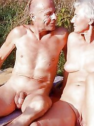 Nudist, Couples, Couple, Nudists, Mature nudist, Public mature