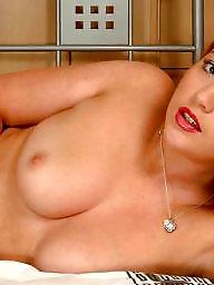 Redhead, Naked