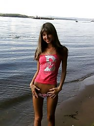 German, Beach, Lesbian, German amateur, Friends, Friend