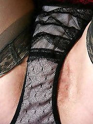 Nature, Upskirt stockings