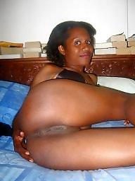 Ass, Ebony pussy, Black pussy, Black ass, Ebony amateur