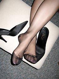 Feet, Nylon, Nylons, Nylon feet