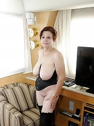 Granny, Granny boobs, Granny stockings, Mature stockings, Granny big boobs, Big granny