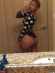 Work, Ebony ass, Black ass, Ebony tits