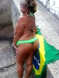 Grannies, Brazilian, Brazilian mature