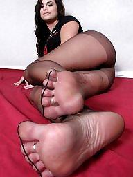 Nylon feet, Nylon, Feet, Feet nylon, Nylons feet