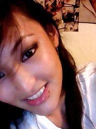 Asian, Asian teen, Girl, Girls, Asian amateur, Changing