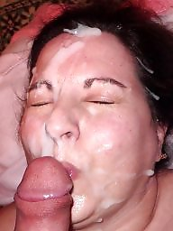 Mature blowjob, Bbw blowjob