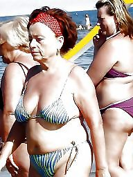 Granny boobs, Granny beach, Granny big boobs, Big granny, Beach granny, Busty granny