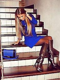 Heels, High heels, Stockings heels, Teen stockings, High girls