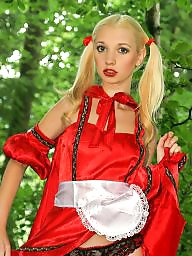 Riding, Amateur teen, Ride, Red