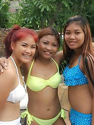 Thai, Teen girls