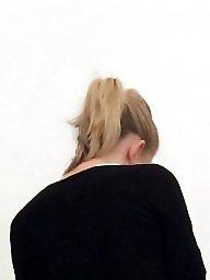 Upskirts, Blond