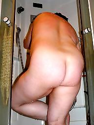 Shower, Mature sex, Before, Mature shower