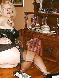 Nylons, Mature nylon, Mature in stockings, Beauty