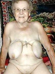 Granny, Granny boobs, Big granny, Mature boobs, Granny stockings, Granny big boobs