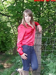 Boots, Blouse