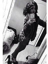 Heels, High heels, French, High