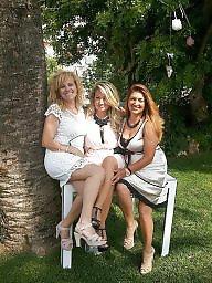 Anna, Brunette, Brunette milf, Brunette amateur