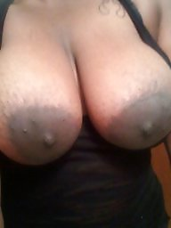 Ebony tits, Black tits, Titties