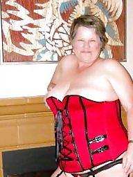 Girdle, Mature stocking