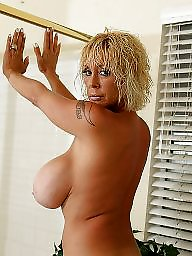 Grandma, Blonde mature, Mature big tits, Mature blonde, Grandmas, Big mature