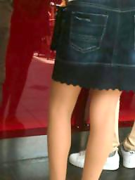 Turkish, Upskirts, Turkish teen