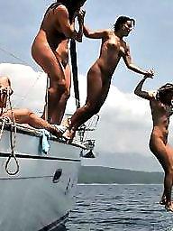 Nudist, Nudists, Amateurs, Public nudity