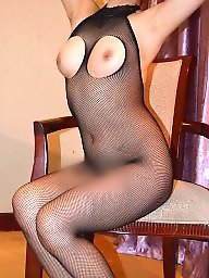 Fishnet, Teen stockings, Teen slut